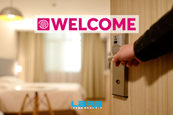 Software gestionale per hotel: WELCOME