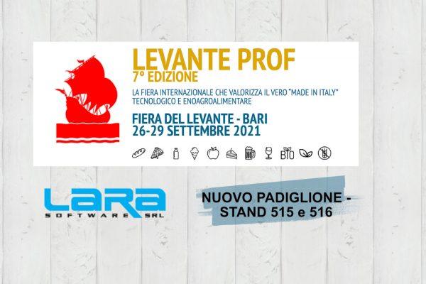 Levante PROF 2021
